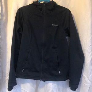 Columbia Omni Wind Black Jacket